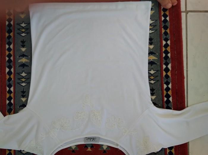 Μπλούζα ελαστική χωρίς σημάδια με μικρό μανίκι