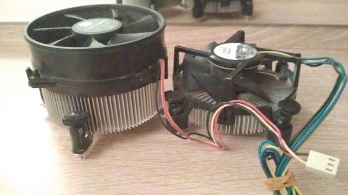 Cooller 775 socket ucun coxdu 5 azn metrolara catdirilma var. Photo 1