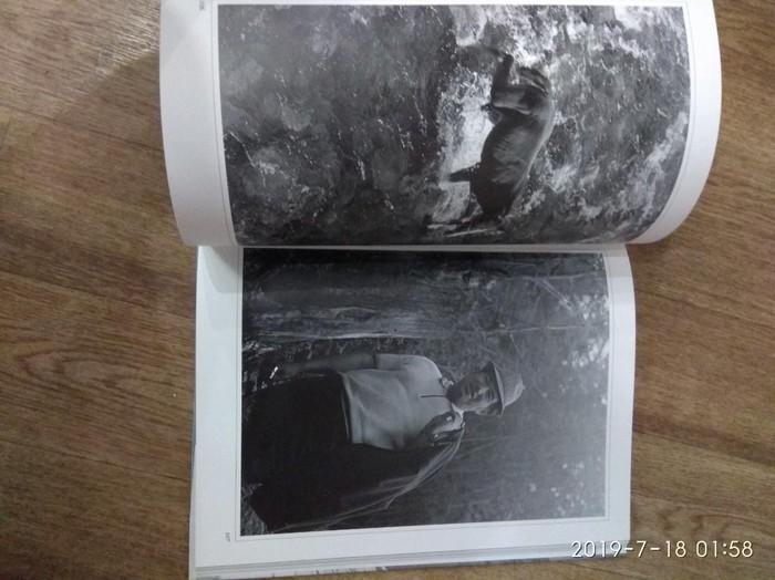 Книга с фотографиями Ч.Айтматова и его Родины. Photo 5