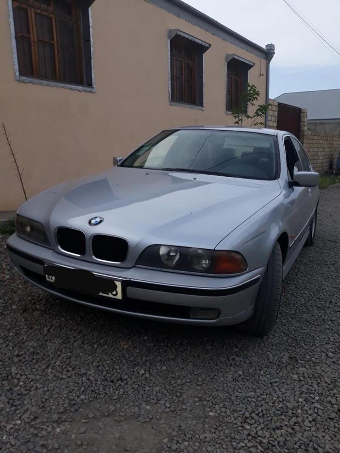 BMW 523 1997. Photo 2