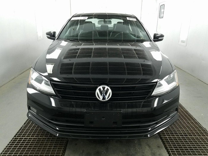 Volkswagen Jetta 2018. Photo 1