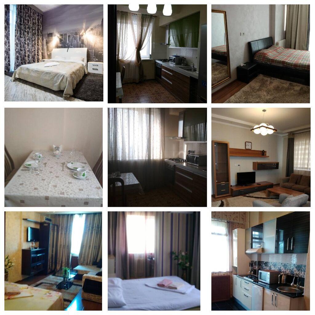 Посуточные квартиры в Бишкеке
