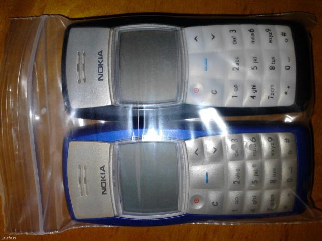 Nokia 1100   dobrom stanju,sim fri. Vise komada,cena je na komad 2000 - Valjevo