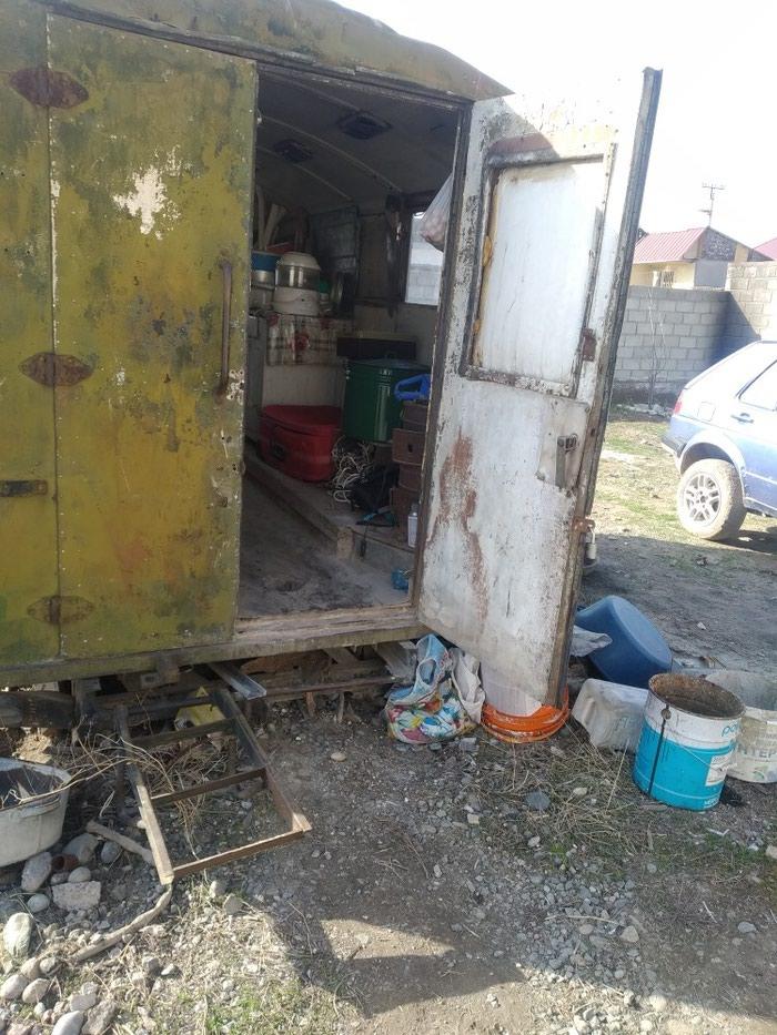 Продаю утеплённый вагон. Внутри есть буржуйка и умывальник.. Photo 0