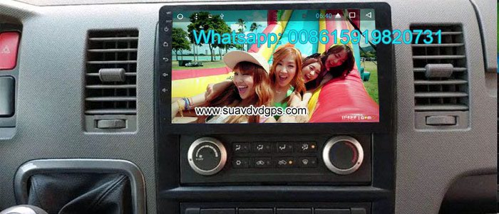Foton View radio GPS android