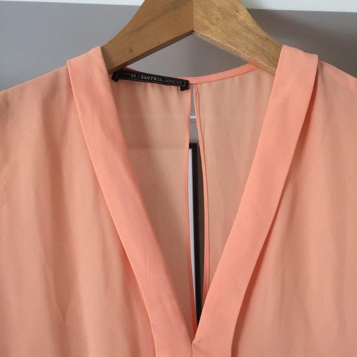 Suite Blanco αμάνικη πουκαμίσα με λαιμόκοψη. Photo 7