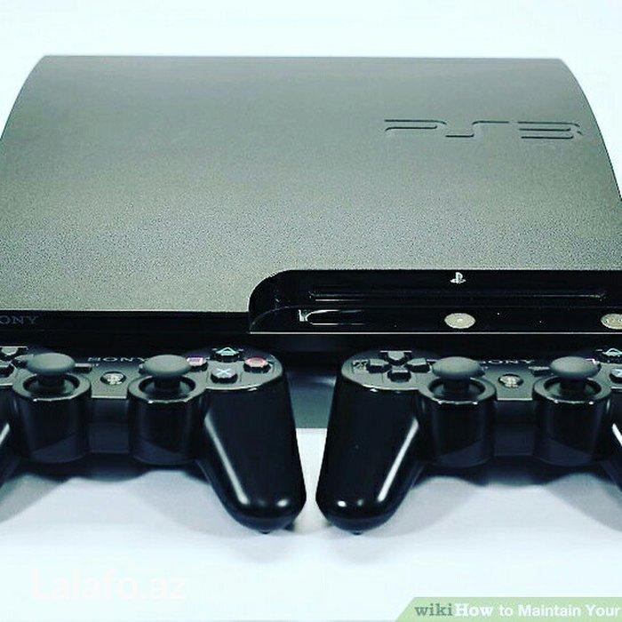 Bakı şəhərində Playstation 3 500gb +18oyun teze 420azn