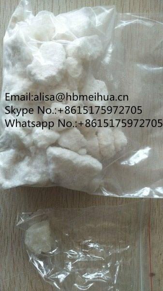 Good 4Cl-PVP,4C-PVP,4clpvp,mpvp,apvp crystal alisa@hbmeihua.cn. Photo 0