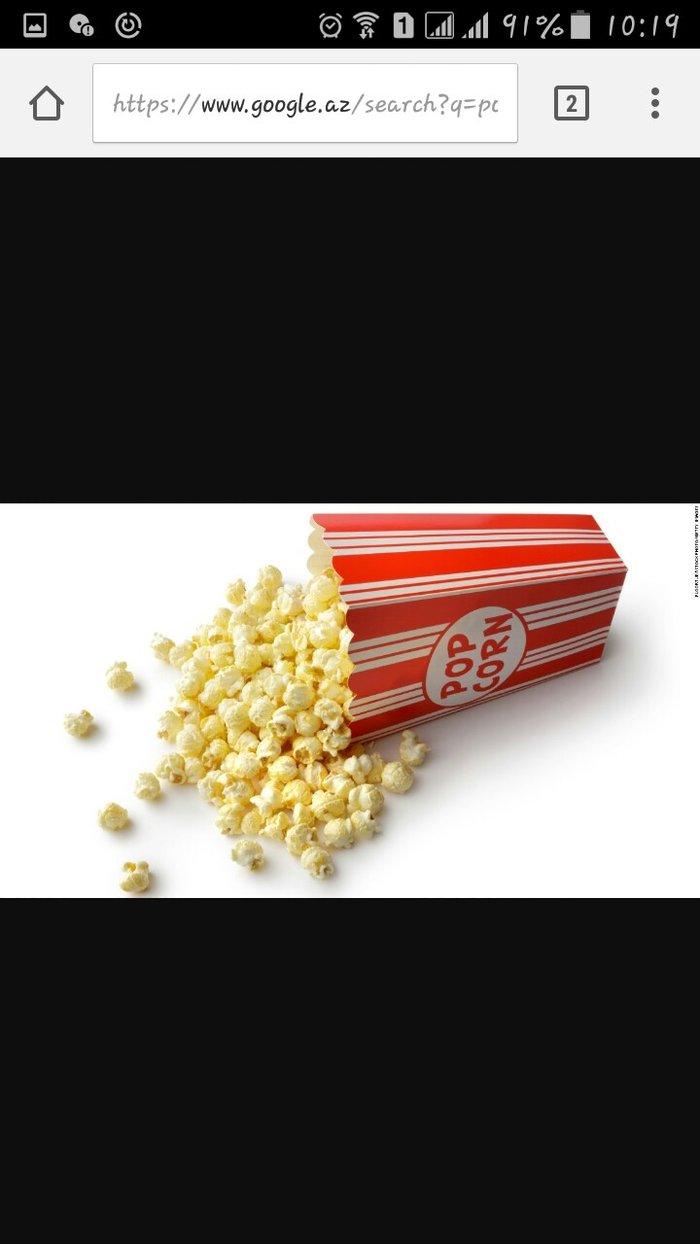 Bakı şəhərində popcorn wirketine surucu beyler teleb olunur