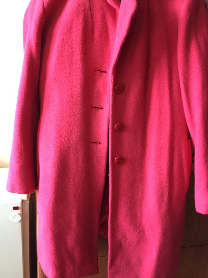 Zenski kaput,odlicno stanje,manji m ili s velicina - Beograd