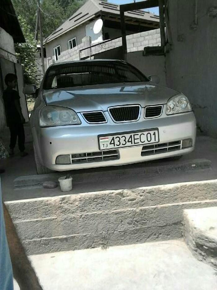 Chevrolet Lacetti 2004. Photo 1