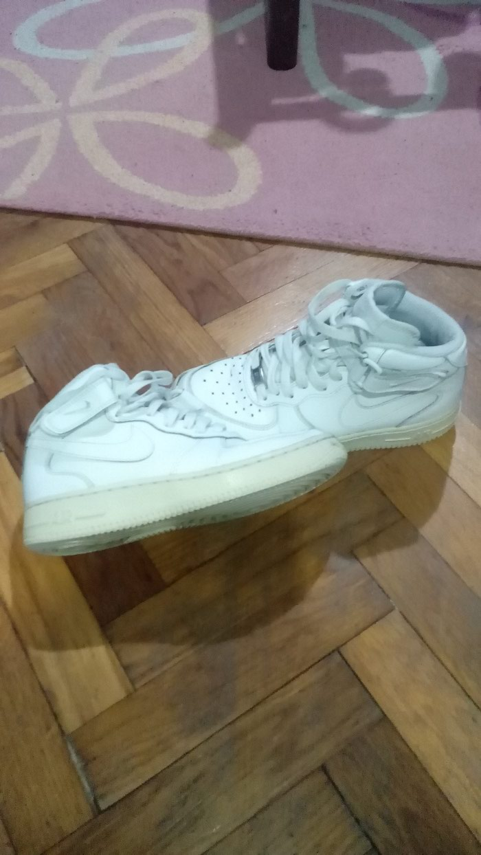Zenske nike patike 37,5. Photo 2