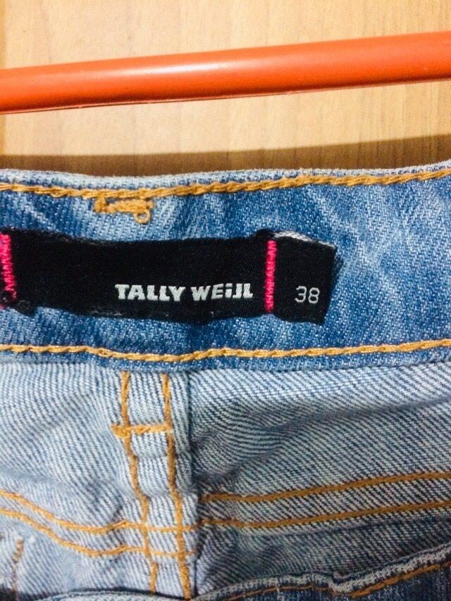 Tally weij Short jeans Size 38 . Photo 1