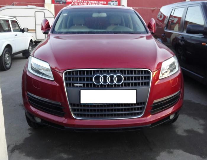 Audi Q7 2007. Photo 0