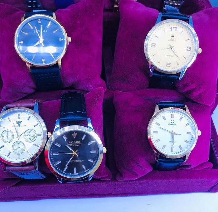 Часы мужские,стальные,отличного качества,2 года гарантия.. Photo 0