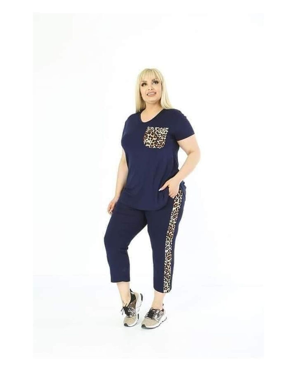 Ostala ženska odeća - Velika Plana: Komplet 2400 din Xl-4xl