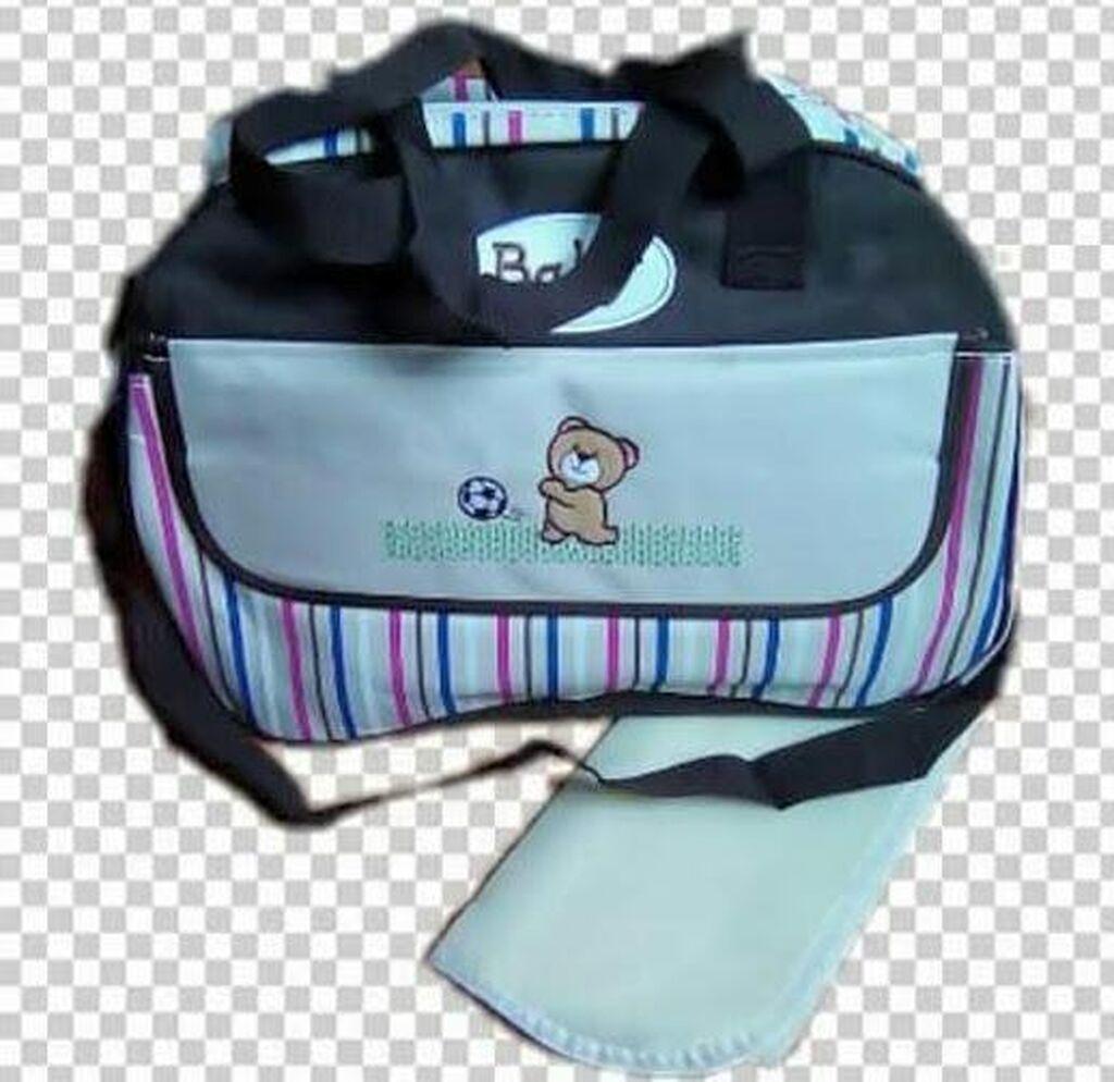 Сумка для детской одежды.Новая. 25 азн