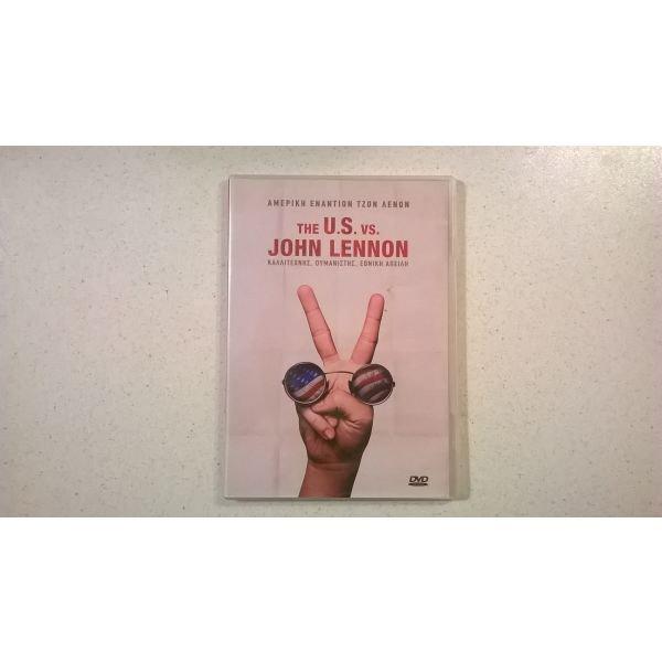 DVD ( 1 ) The U,S. vs. John Lennon  DVD σε άριστη κατάσταση