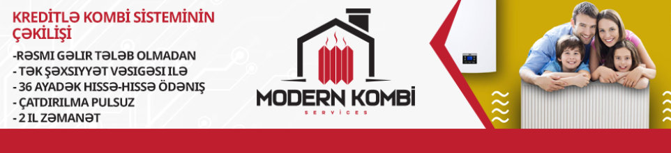 Modern Kombi Services - business profile of the company on lalafo.az in Azərbaycan