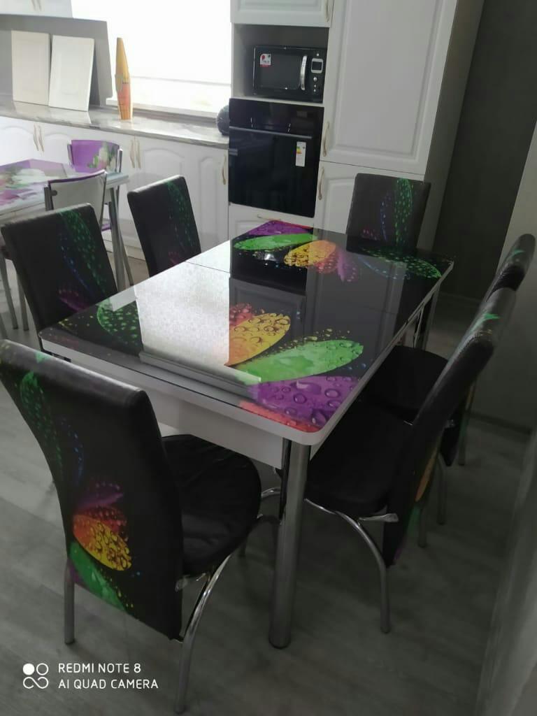 Masa ve oturacqlar