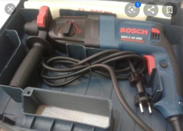 Bosch preparator