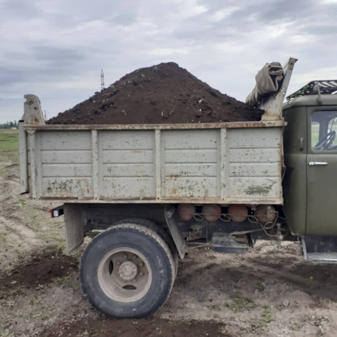 доставка Чернозём