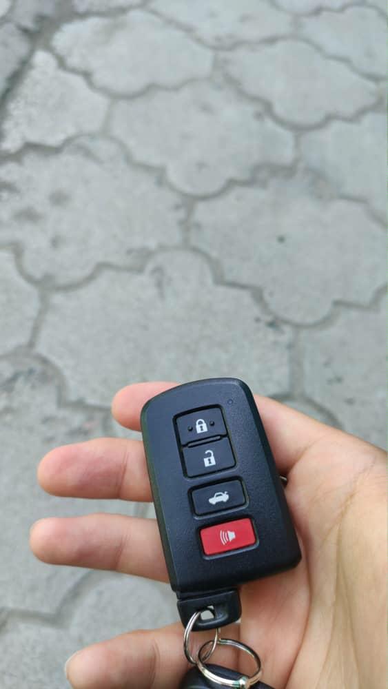 Смарт ключи