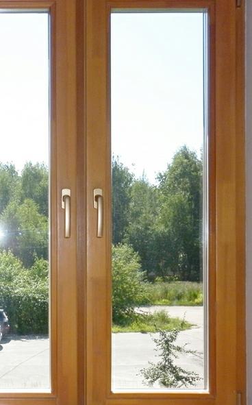 Евроокна деревянные