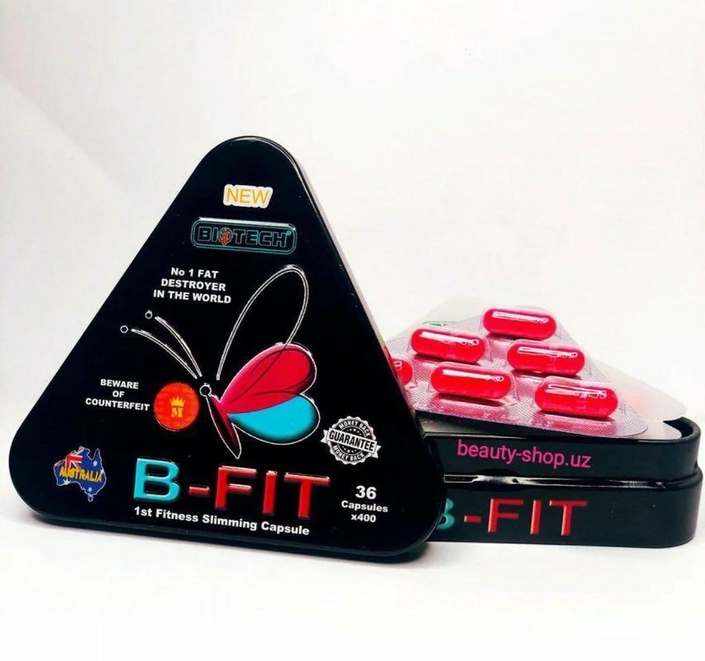 B-Fit австралийские