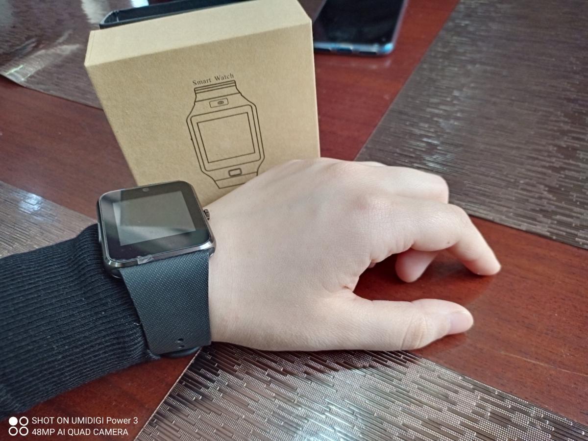 Yeni Gt08 smart saat