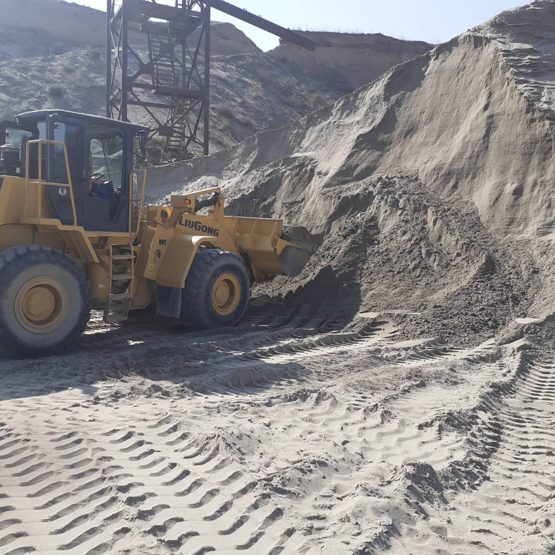 песок мутый