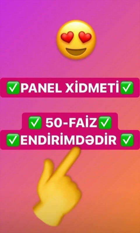 XİDMƏTLƏRİMİZ