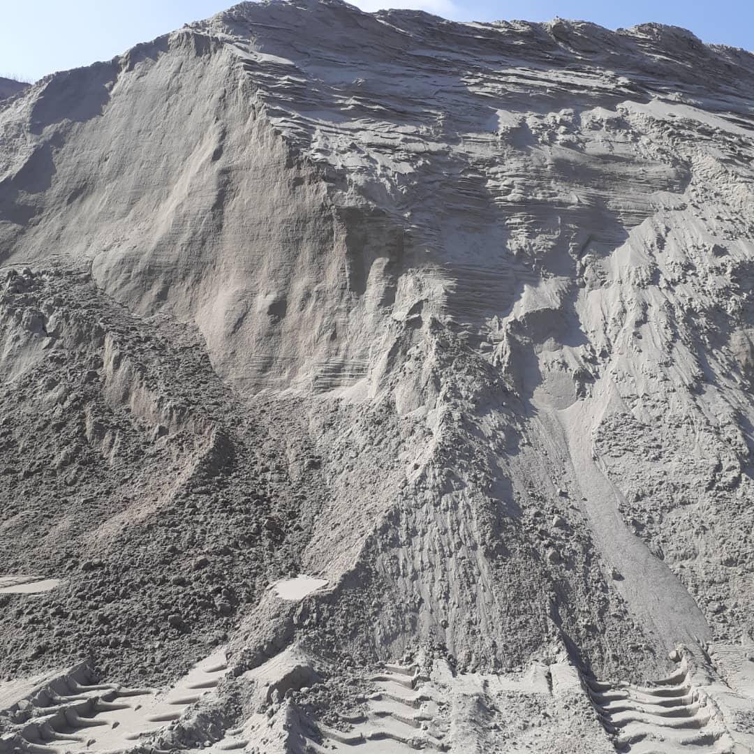 песок Ивановской