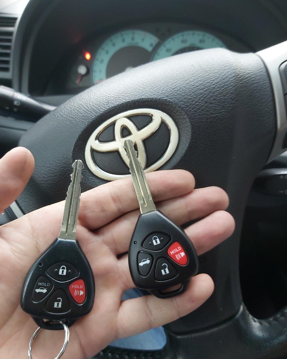 Чип ключи