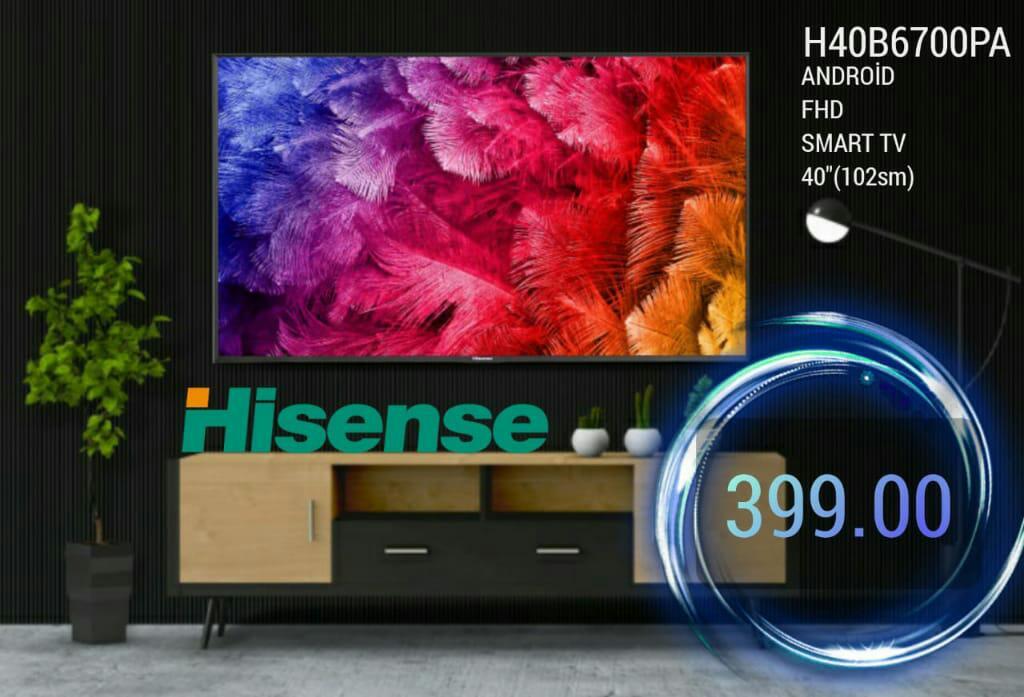 Hissense Tv