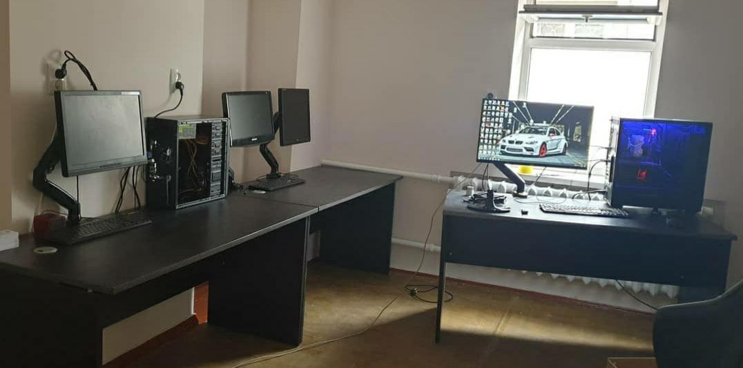 Обновленный офис
