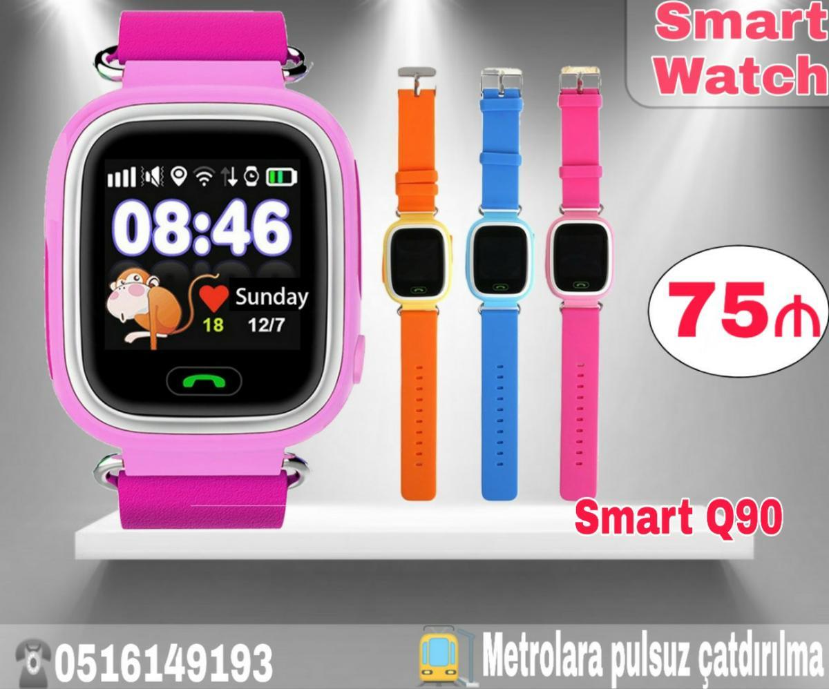 Smart GPSli saatlar